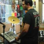 Weightless tour, HUSH rehearsal studios, Seattle